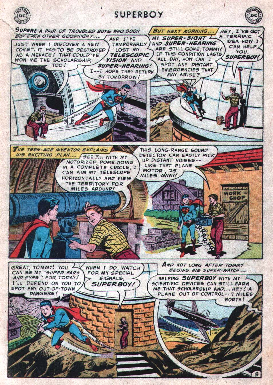 Superboy (1949) issue 46 - Page 4
