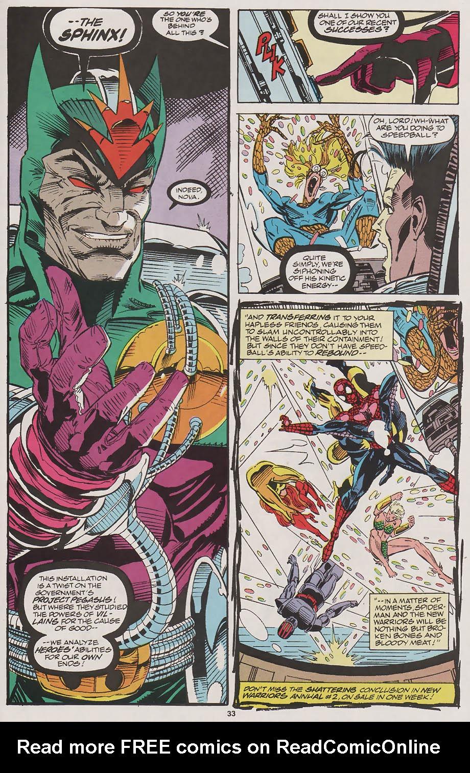Web of Spider-Man (1985) _Annual 8 #8 - English 29