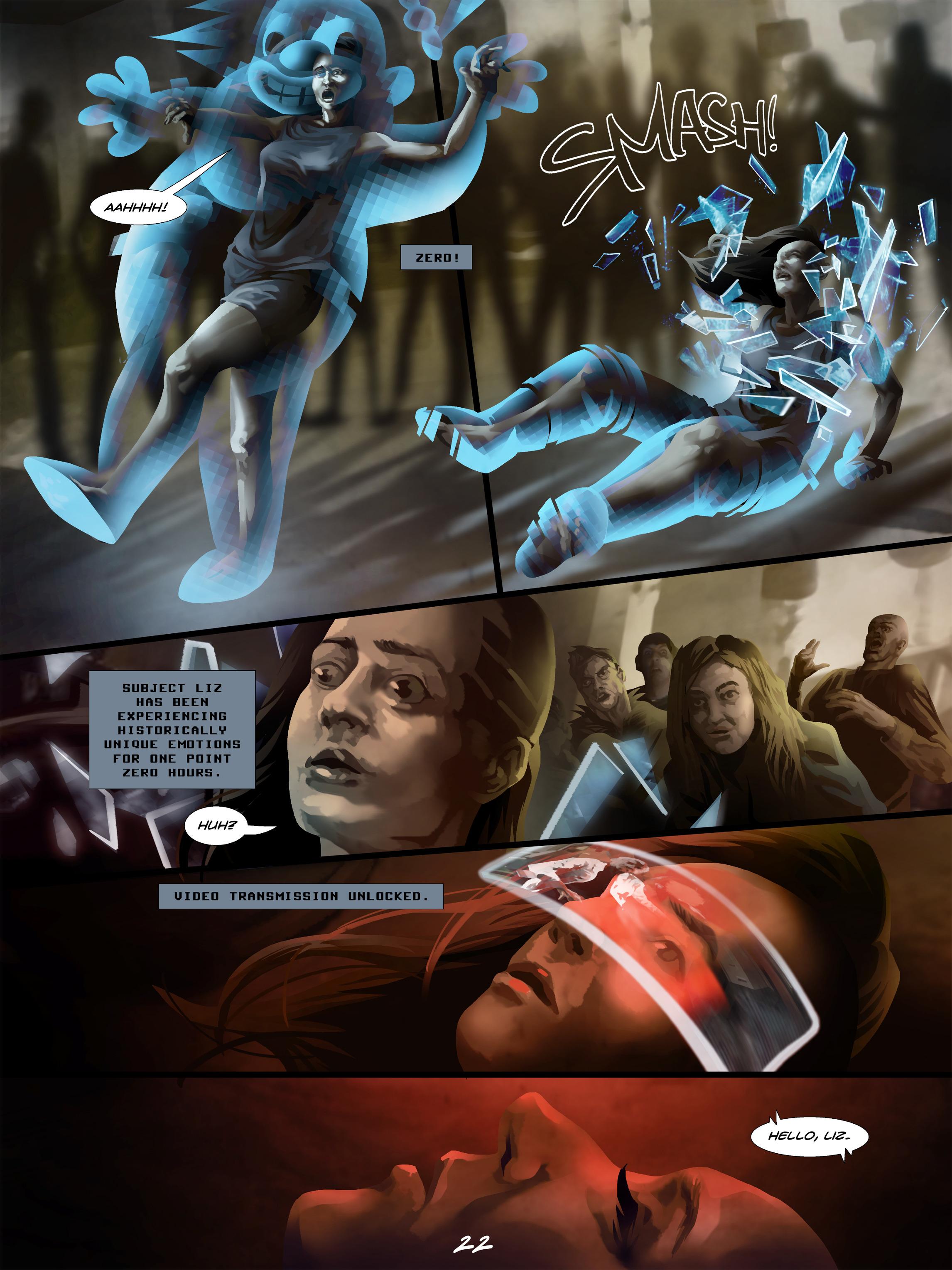 Read online Wynter comic -  Issue #5 - 23