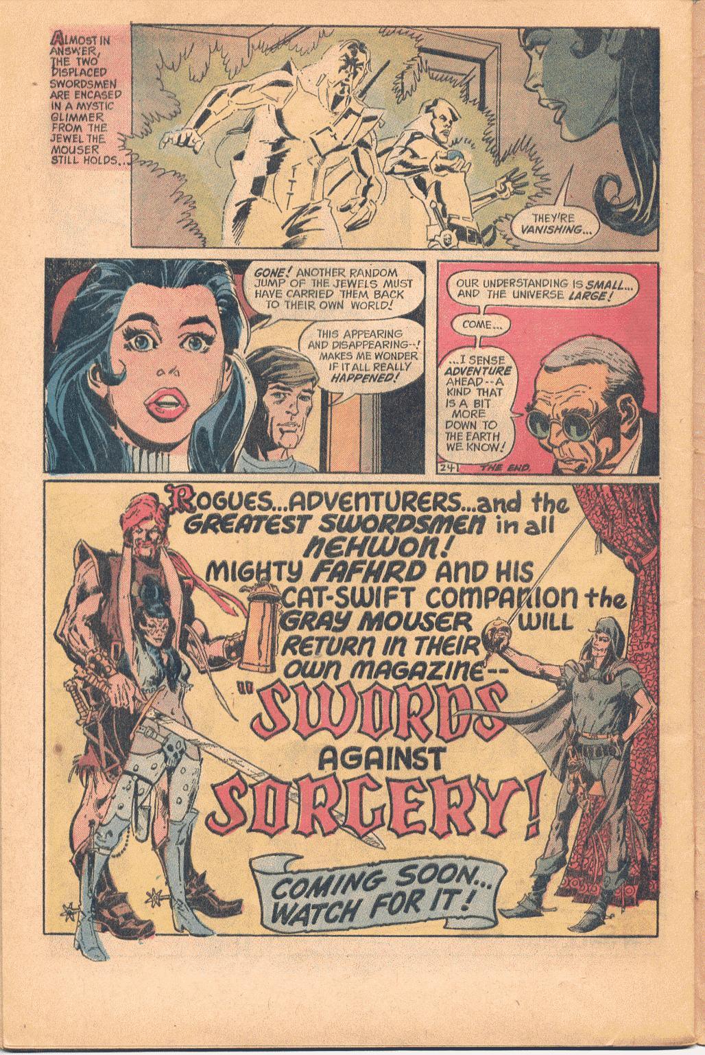 Read online Wonder Woman (1942) comic -  Issue #202 - 25