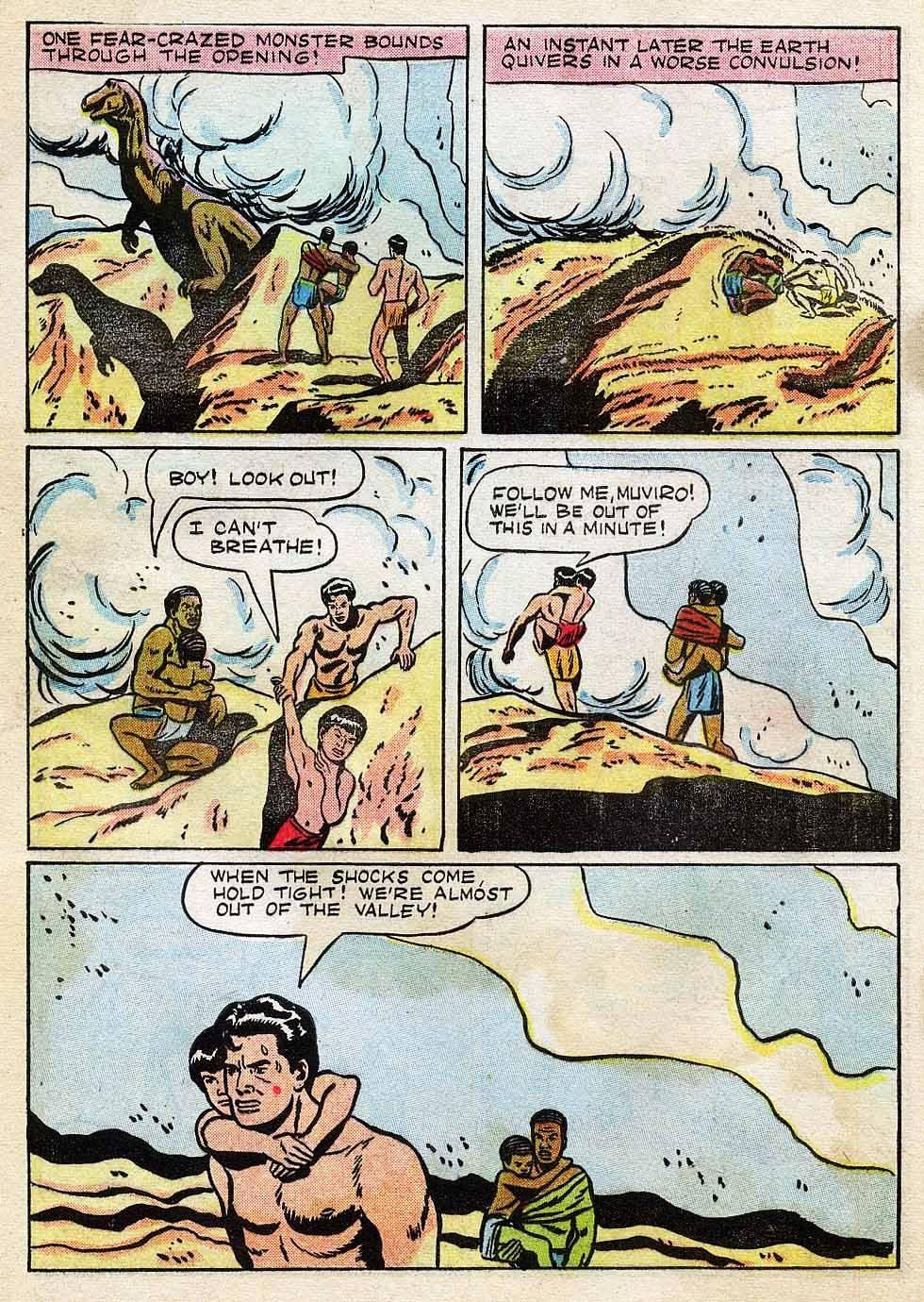 Tarzan (1948) issue 7 - Page 32