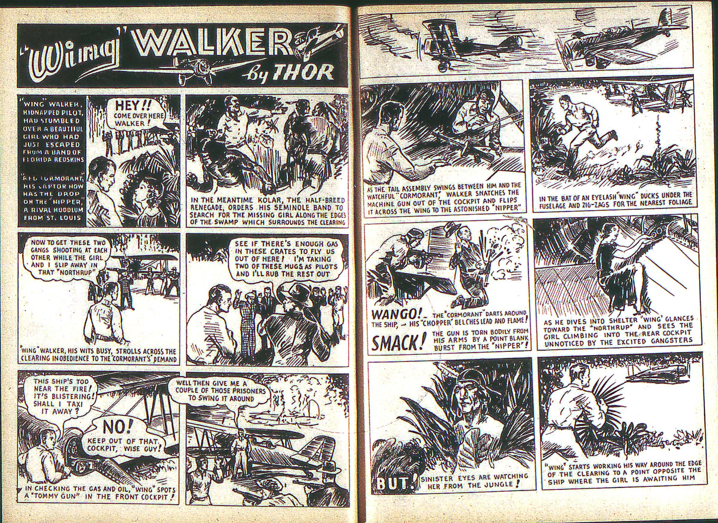 Read online Adventure Comics (1938) comic -  Issue #2 - 17