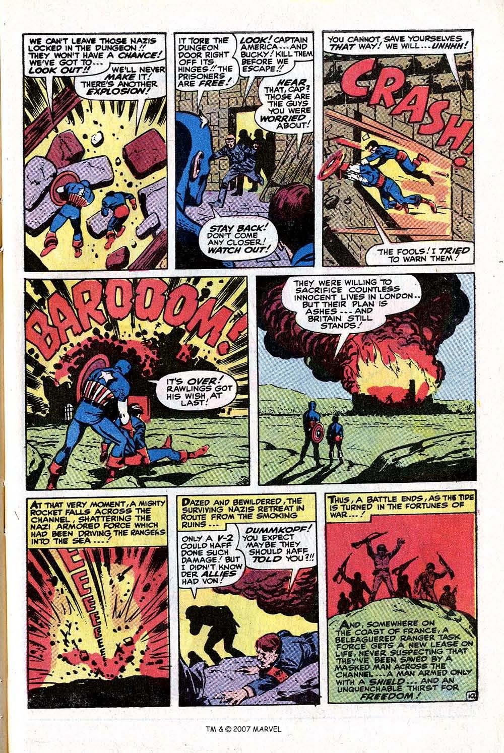 Read online Captain America (1968) comic -  Issue # _Annual 1 - 51