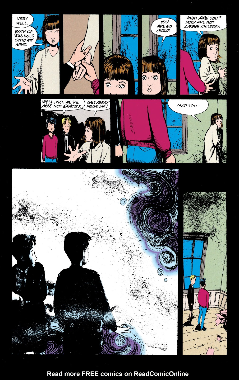 Read online The Children's Crusade comic -  Issue # _TPB (Part 1) - 59
