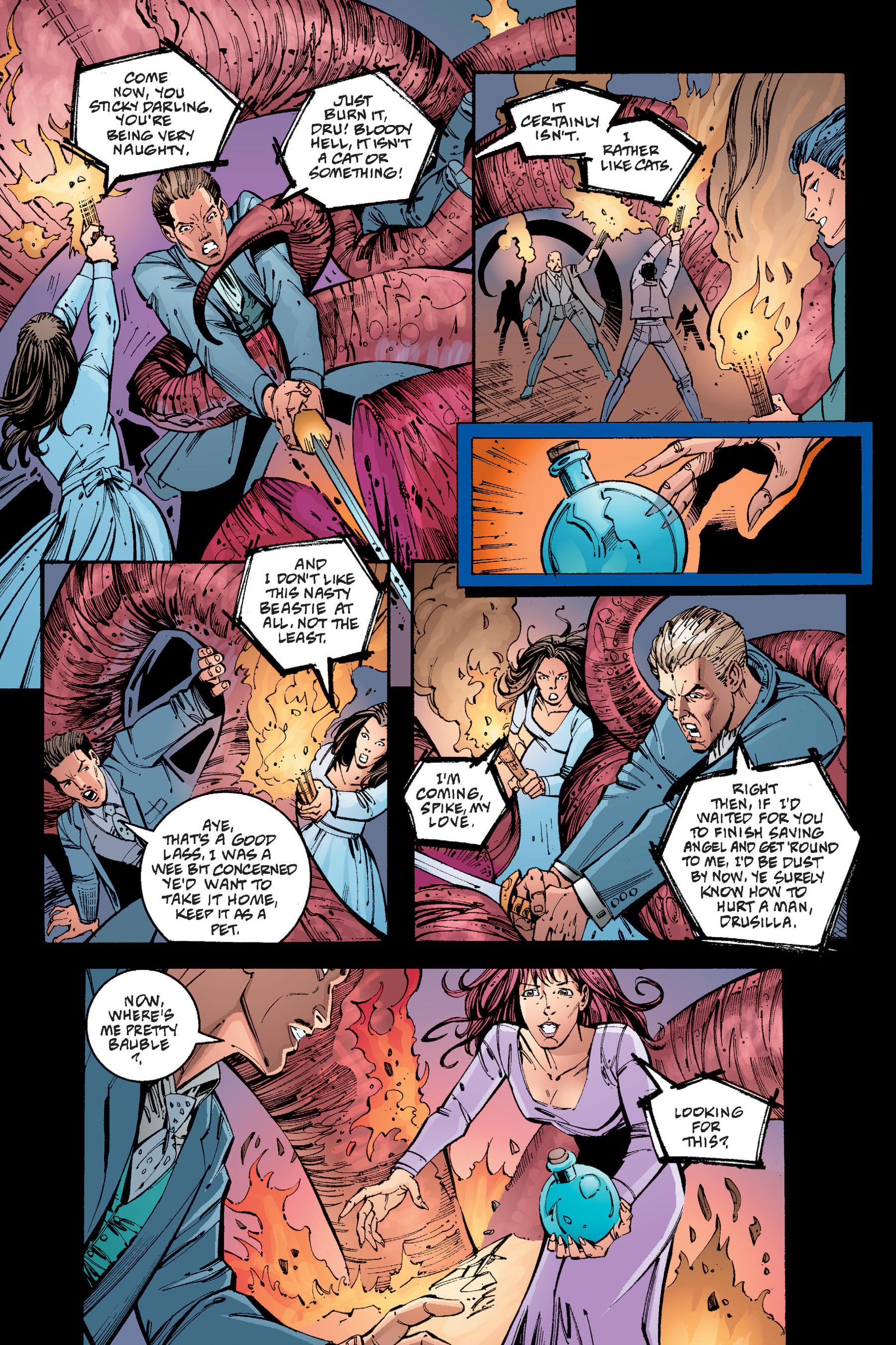 Read online Buffy the Vampire Slayer: Omnibus comic -  Issue # TPB 4 - 325