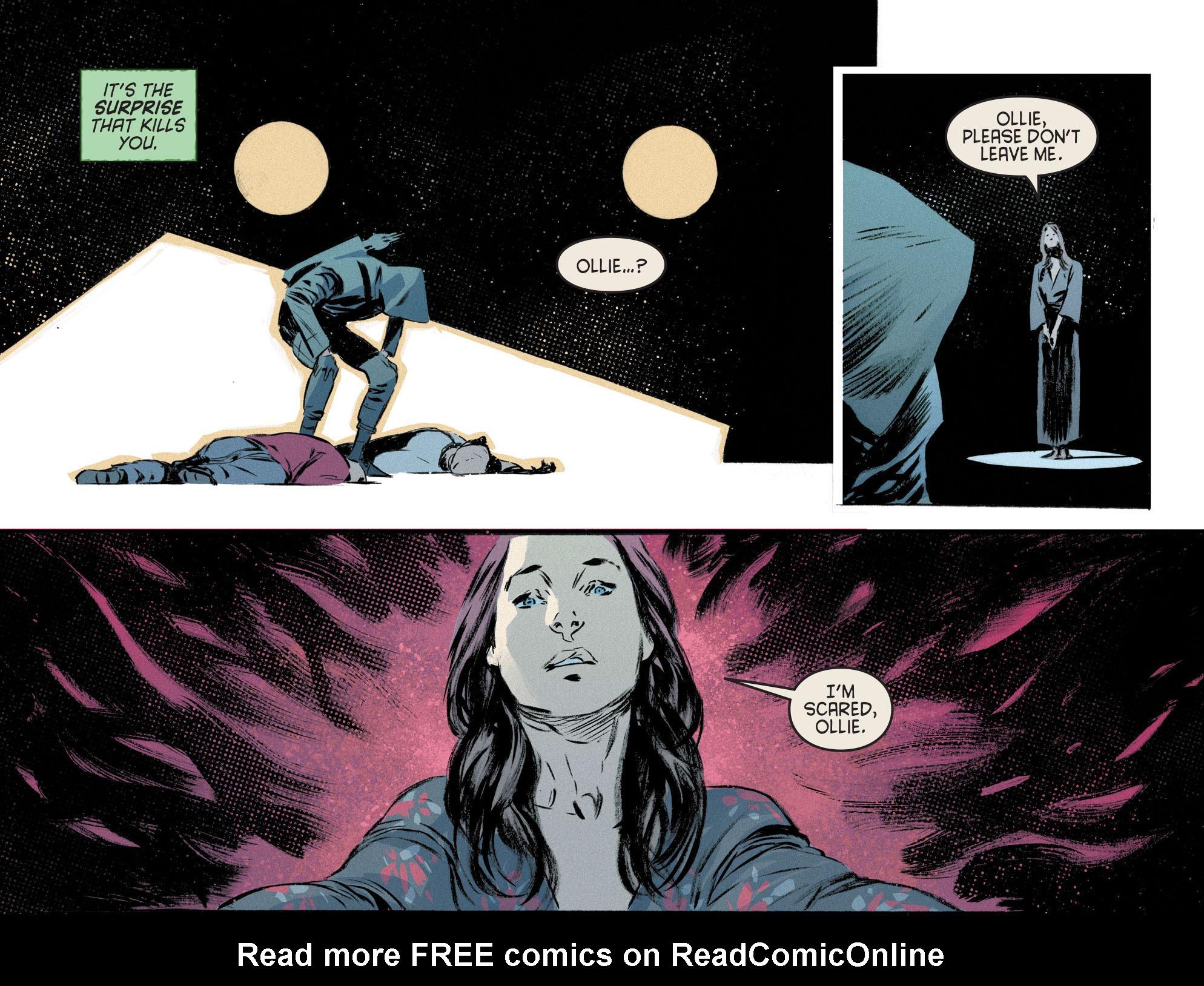 Read online Arrow [II] comic -  Issue #12 - 13