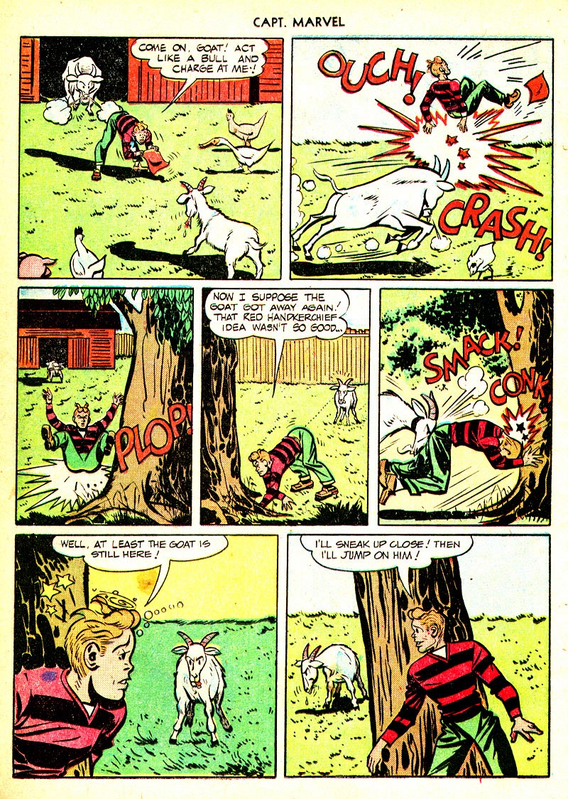 Captain Marvel Adventures issue 93 - Page 16