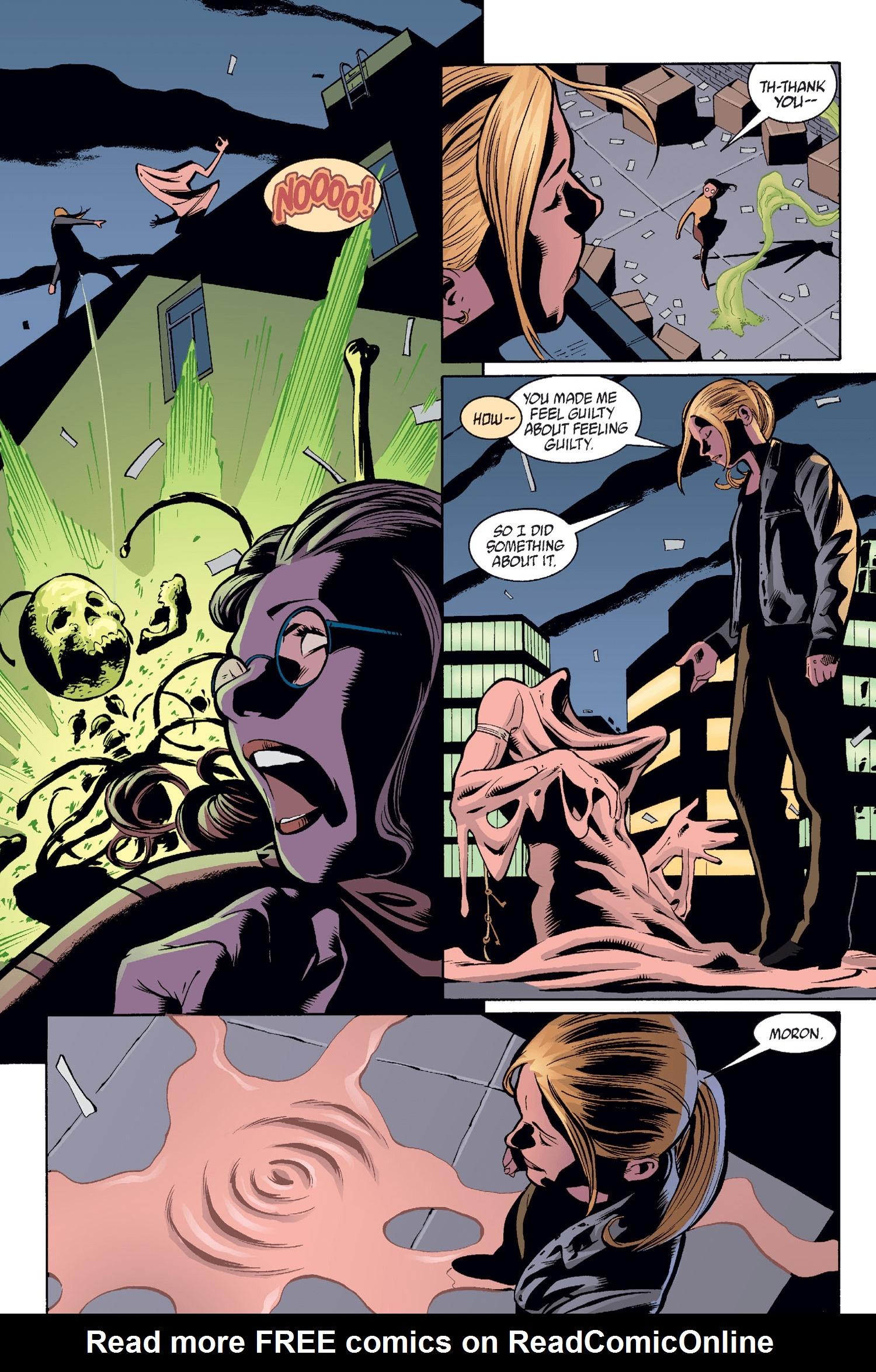 Read online Buffy the Vampire Slayer: Omnibus comic -  Issue # TPB 2 - 62
