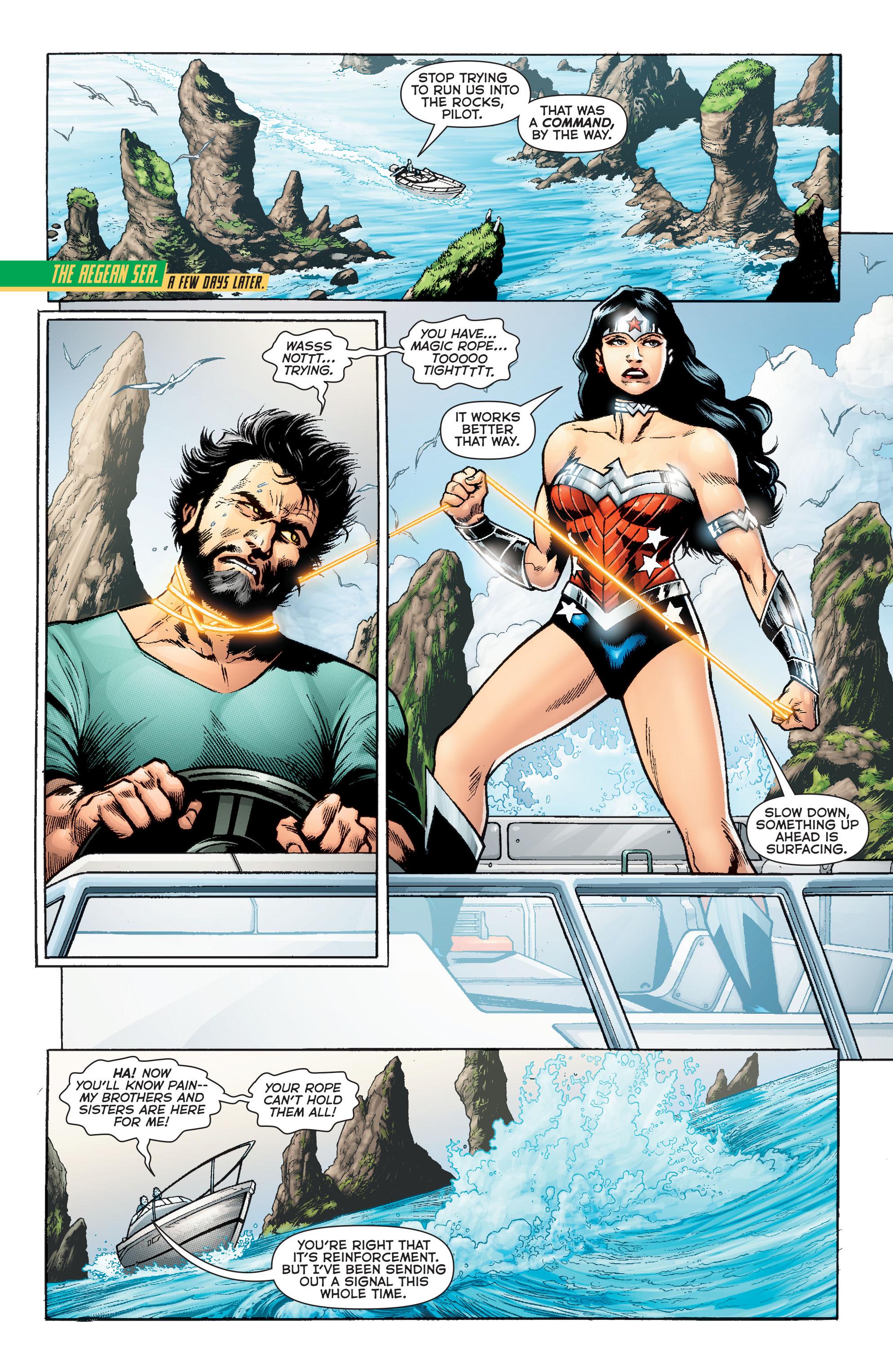 Read online Aquaman (2011) comic -  Issue #Aquaman (2011) _Annual 2 - 29