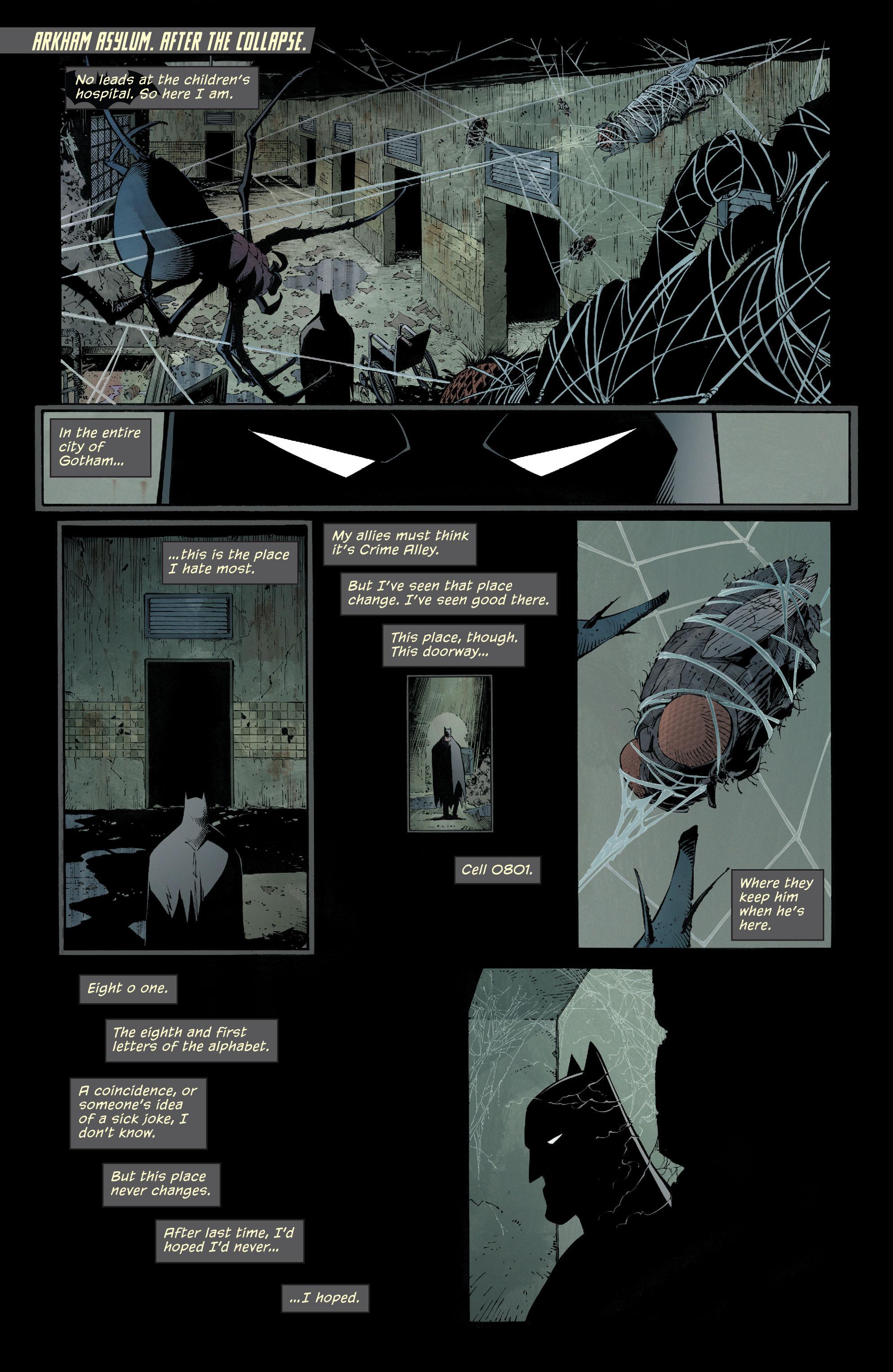 Read online Batman (2011) comic -  Issue # _TPB 7 - 43