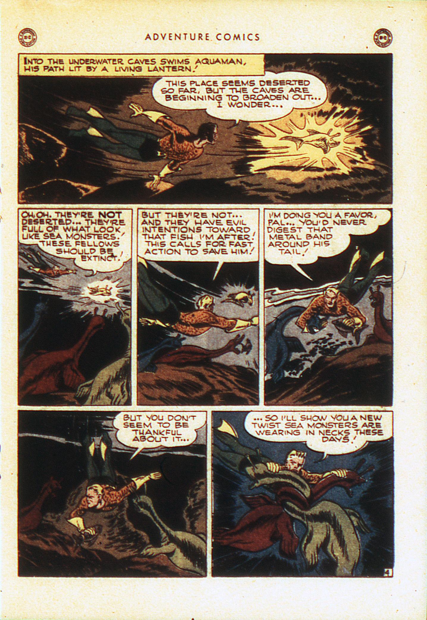 Read online Adventure Comics (1938) comic -  Issue #104 - 26