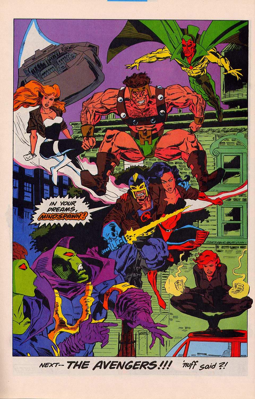 Read online Sleepwalker comic -  Issue #26 - 23