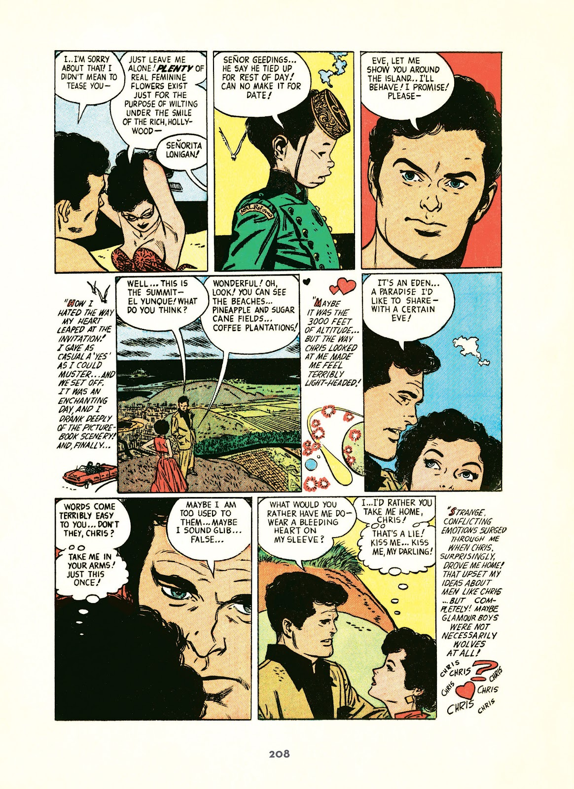 Read online Setting the Standard: Comics by Alex Toth 1952-1954 comic -  Issue # TPB (Part 3) - 9