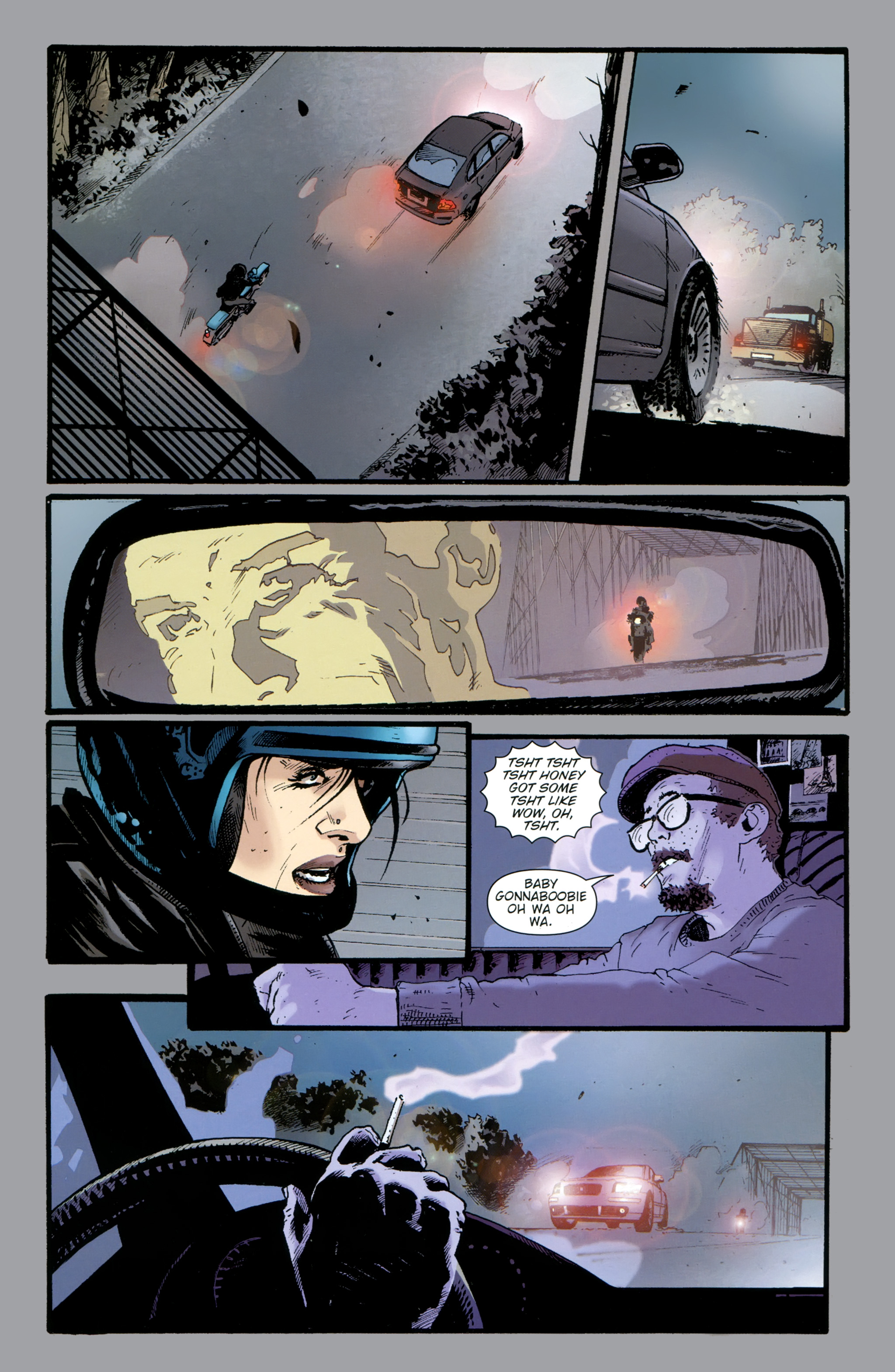 Read online The Girl With the Dragon Tattoo comic -  Issue # TPB 2 - 105