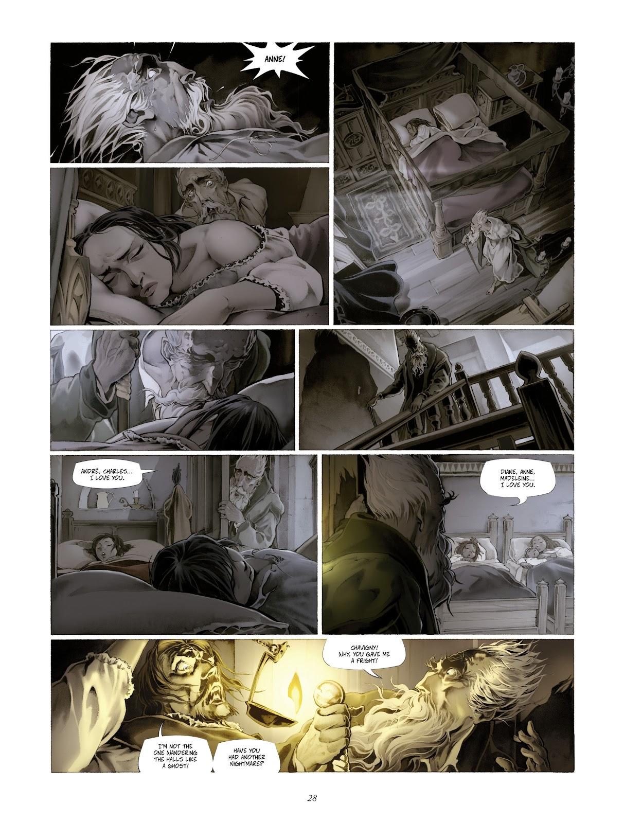 Read online Arthus Trivium comic -  Issue #4 - 30