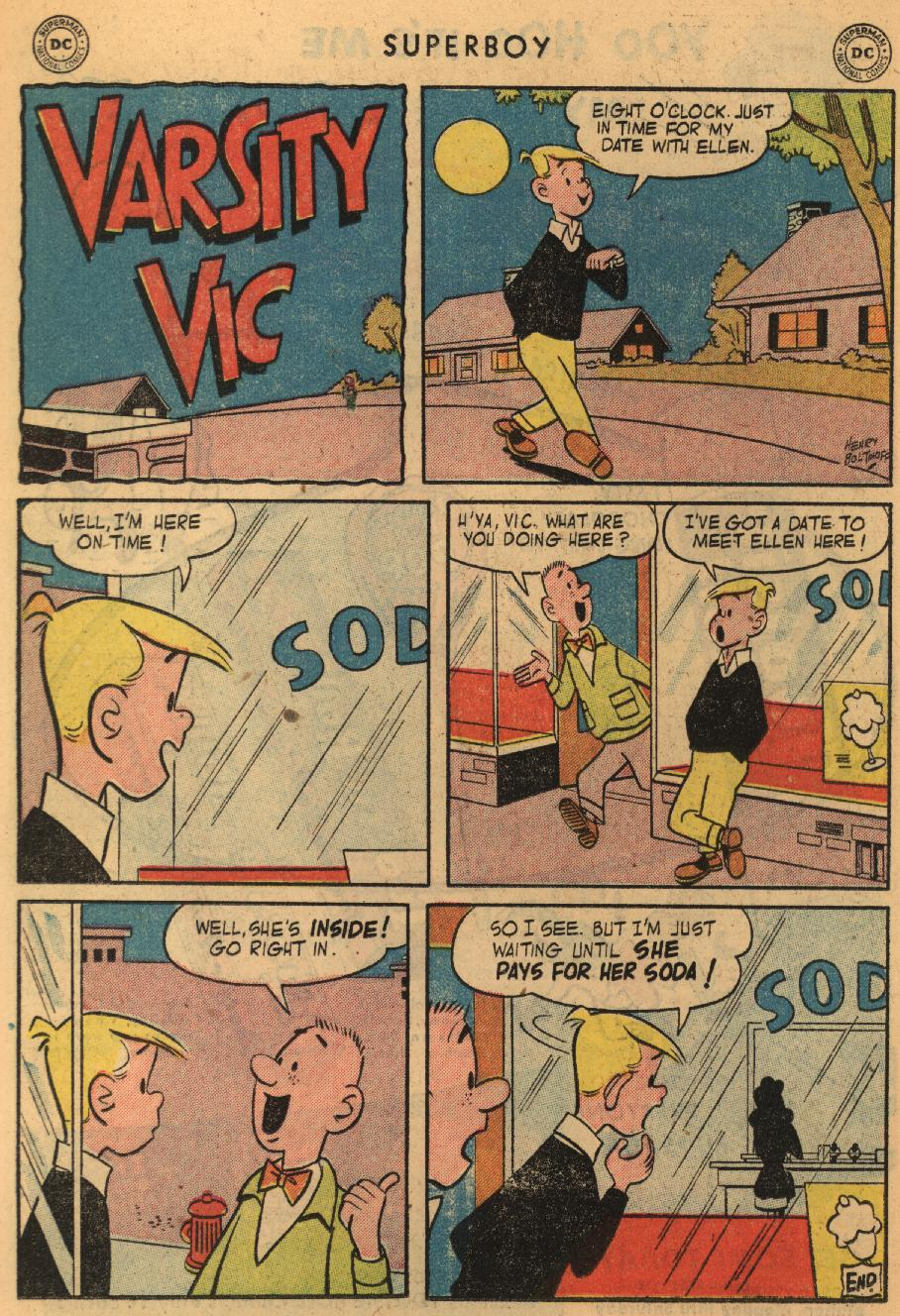 Superboy (1949) issue 45 - Page 18