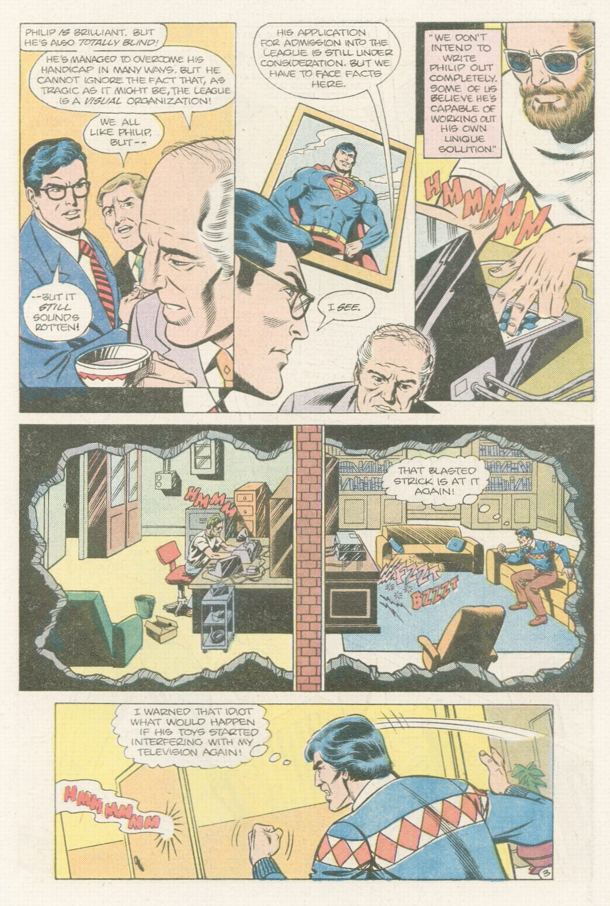 Read online Action Comics (1938) comic -  Issue #567 - 22