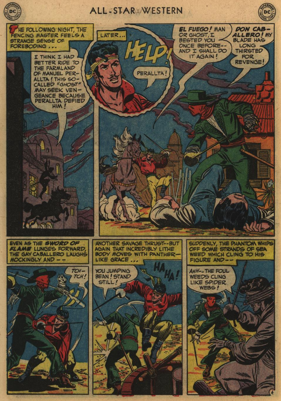 Read online All-Star Western (1951) comic -  Issue #60 - 18