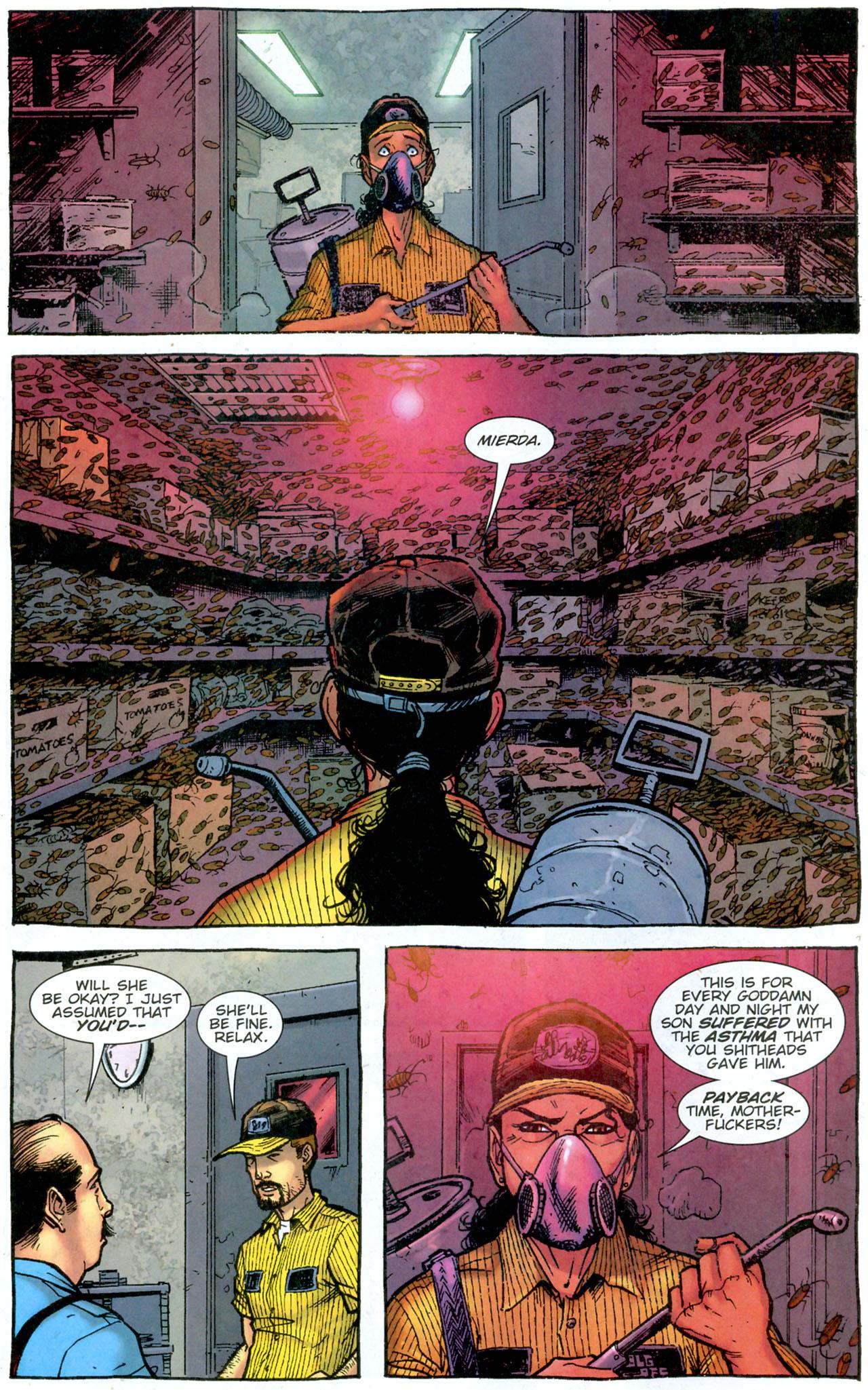 Read online The Exterminators comic -  Issue #14 - 12