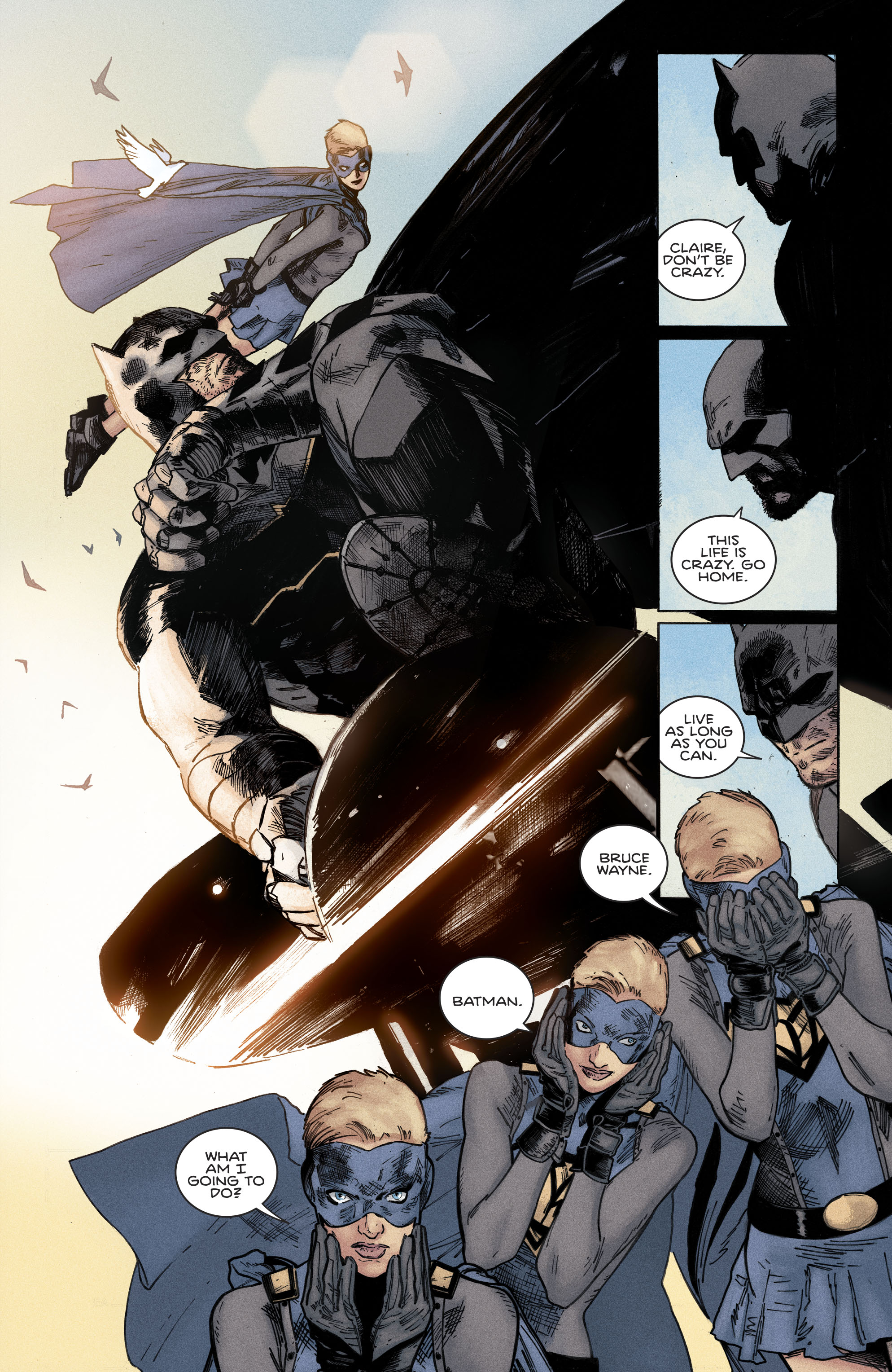 Read online Batman (2016) comic -  Issue #24 - 10