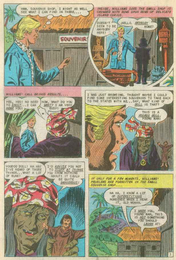 Read online Beyond the Grave (1983) comic -  Issue #10 - 14
