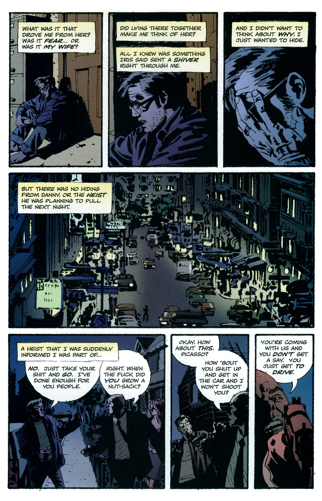 Read online Criminal (2008) comic -  Issue #5 - 18