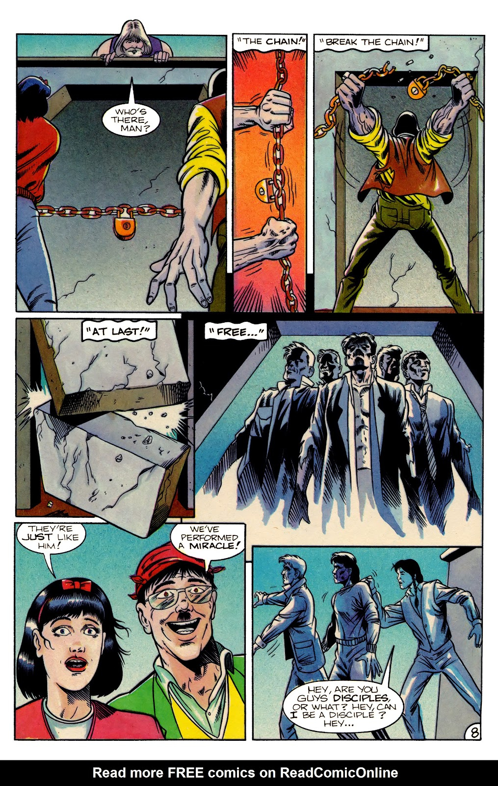 Fright Night issue 20 - Page 11