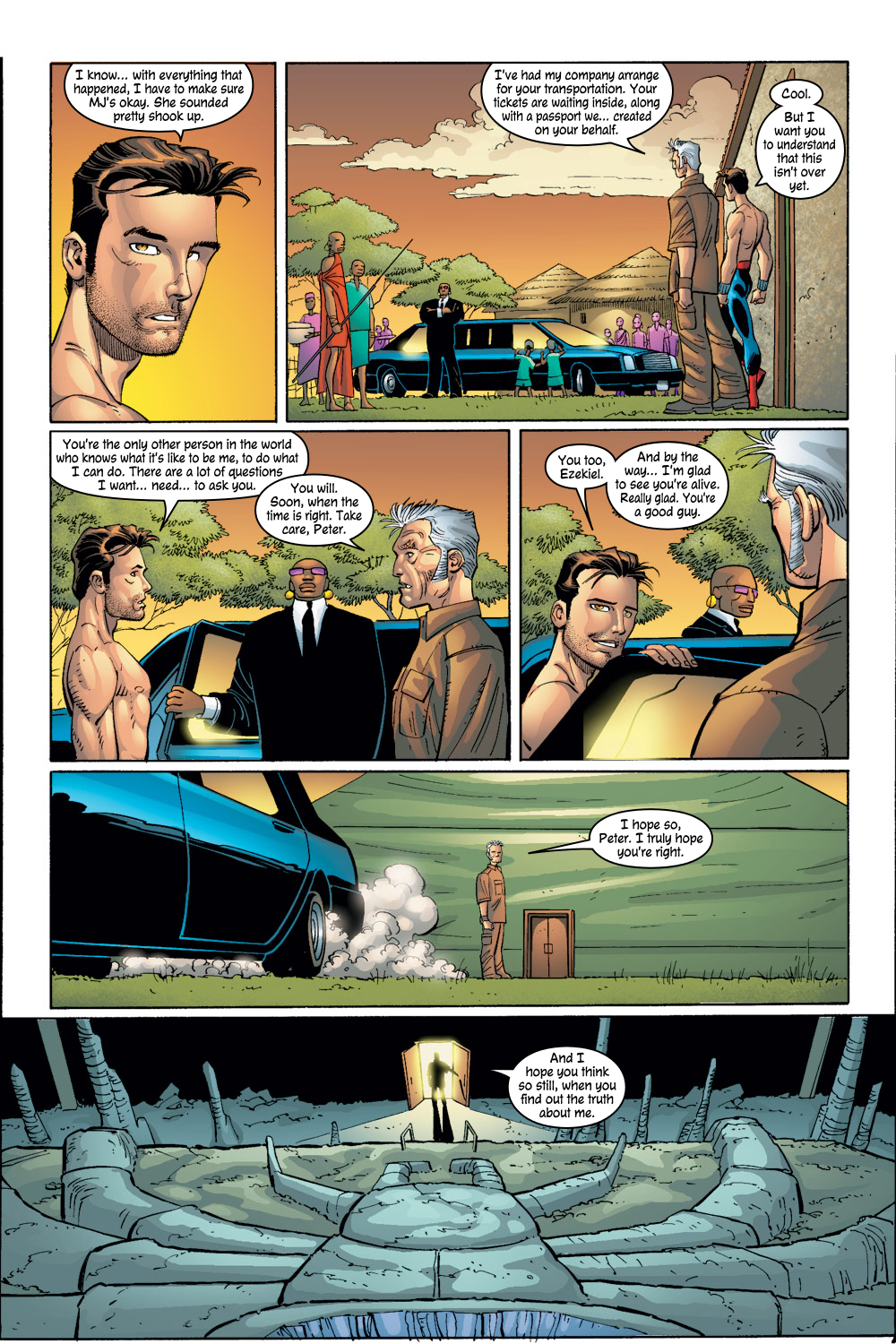 The Amazing Spider-Man (1999) 49 Page 4