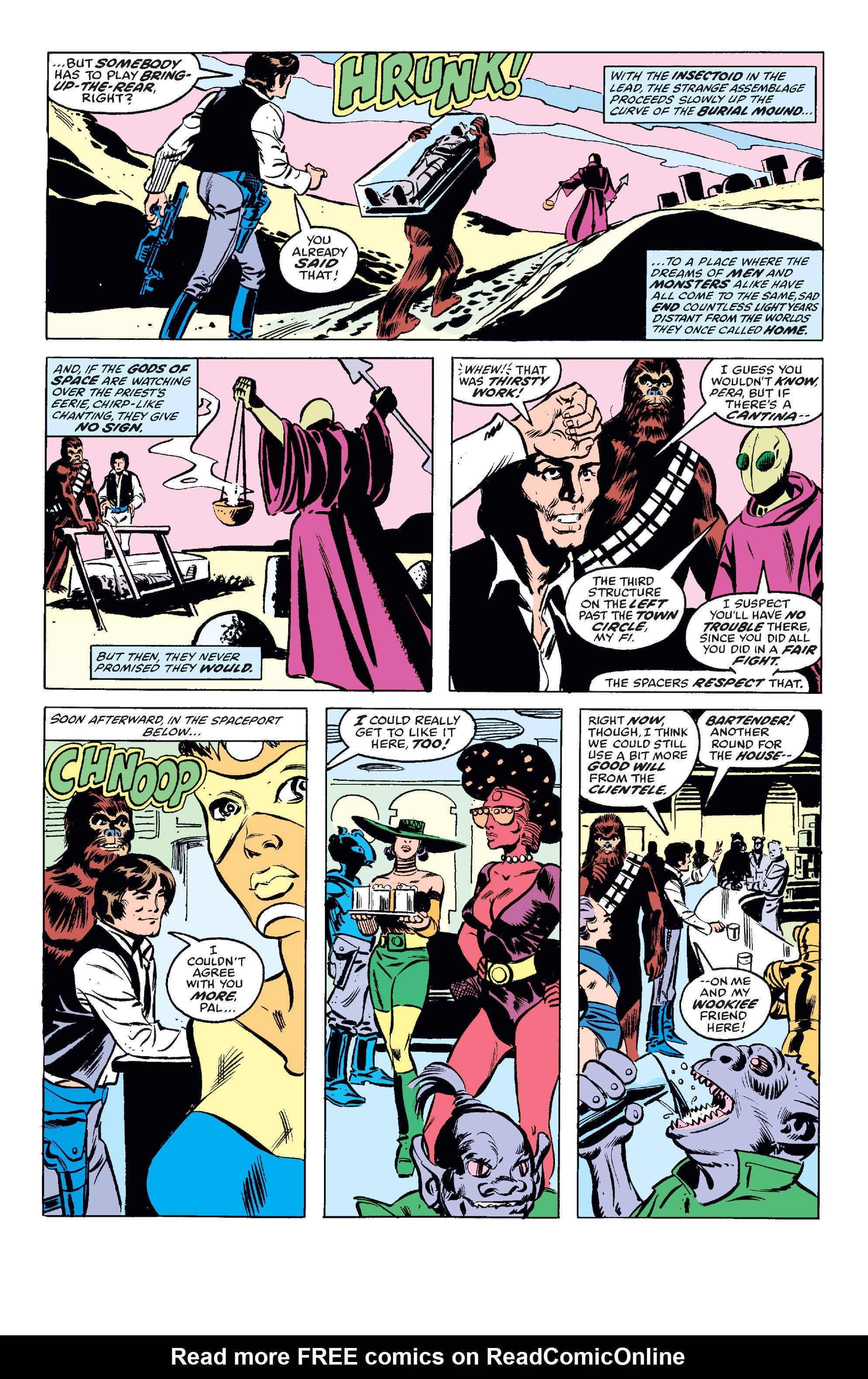 Read online Star Wars Omnibus comic -  Issue # Vol. 13 - 132