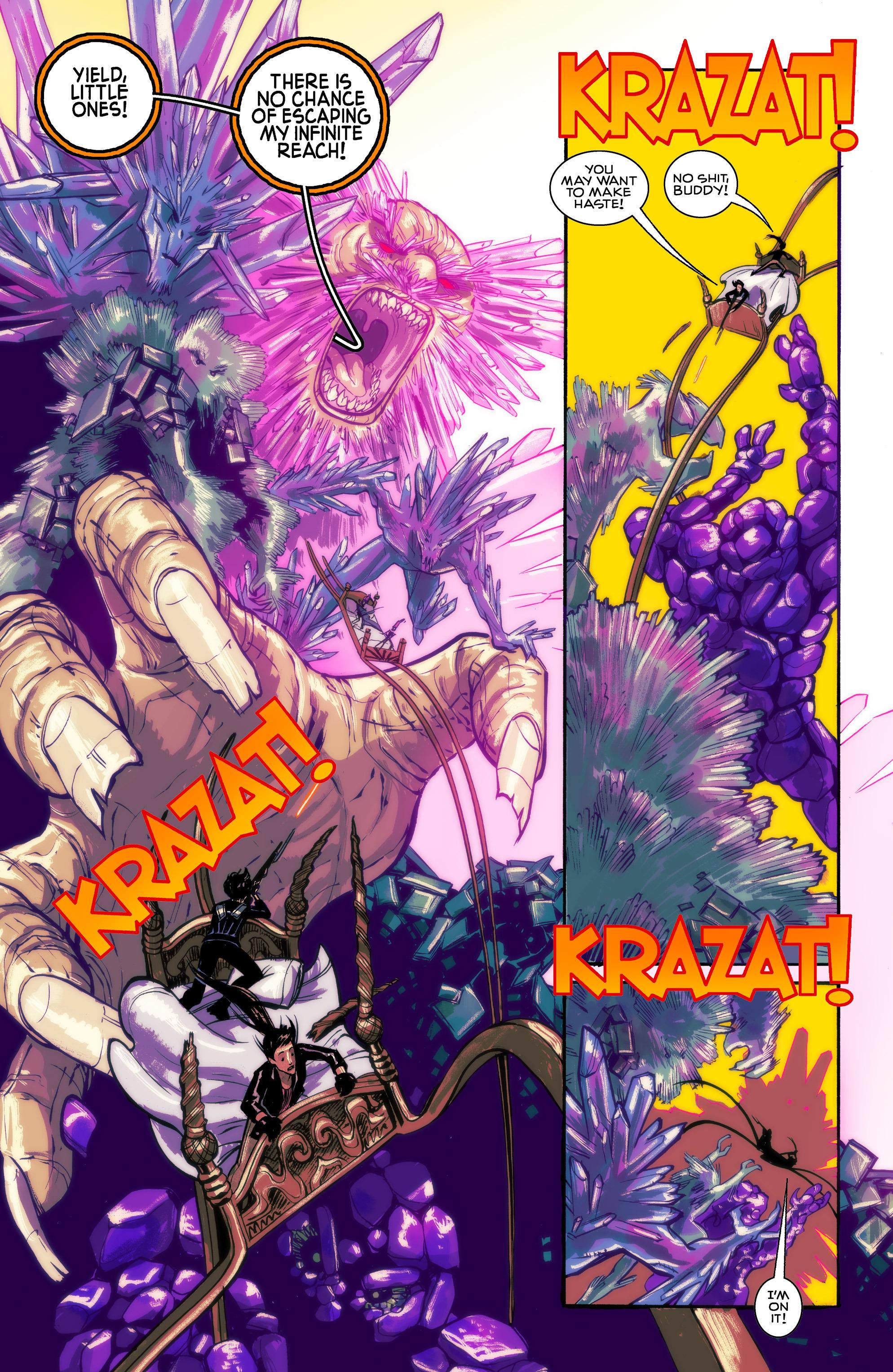 Read online Shutter comic -  Issue #11 - 8