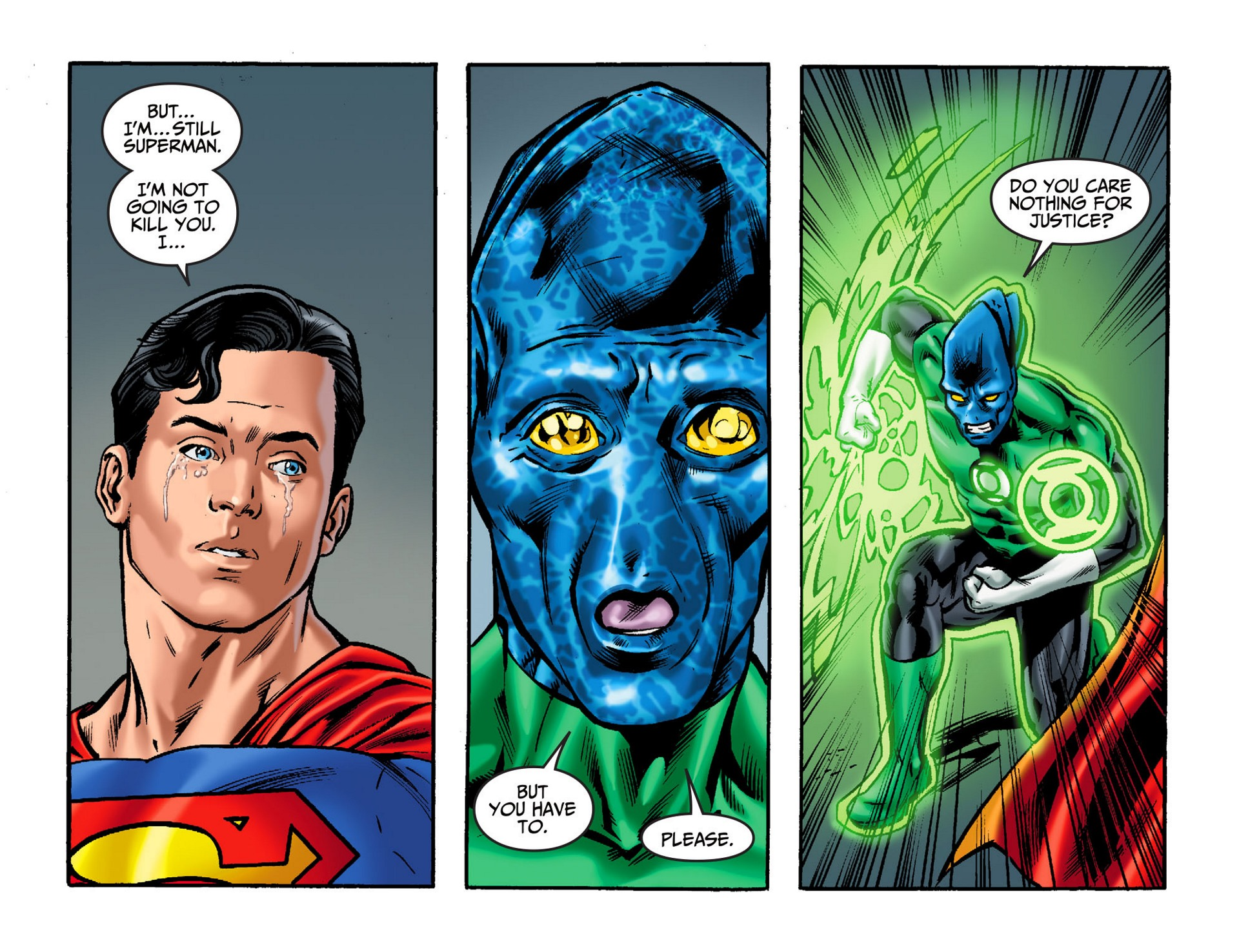 Read online Adventures of Superman [I] comic -  Issue #32 - 8