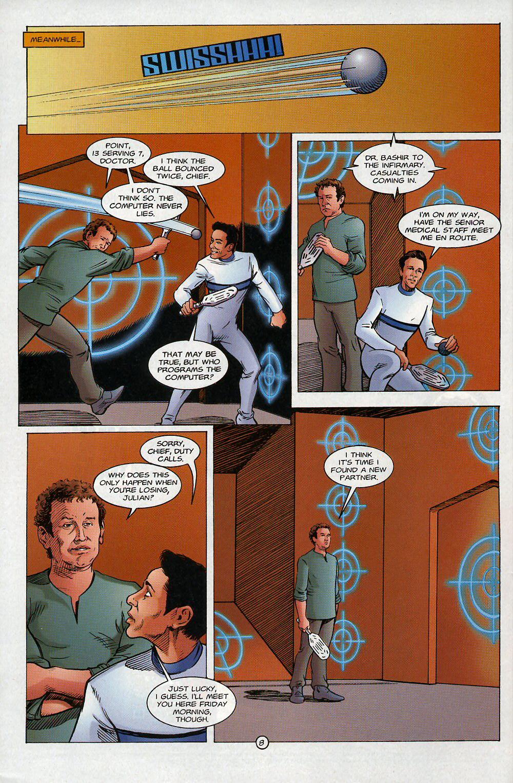 Read online Star Trek: Deep Space Nine - Lightstorm comic -  Issue # Full - 8