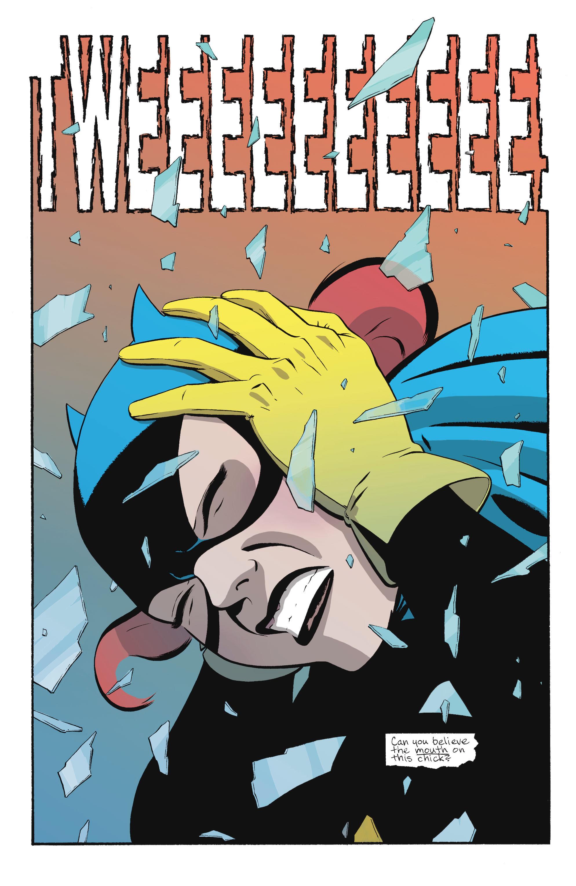 Read online Batgirl/Robin: Year One comic -  Issue # TPB 2 - 109