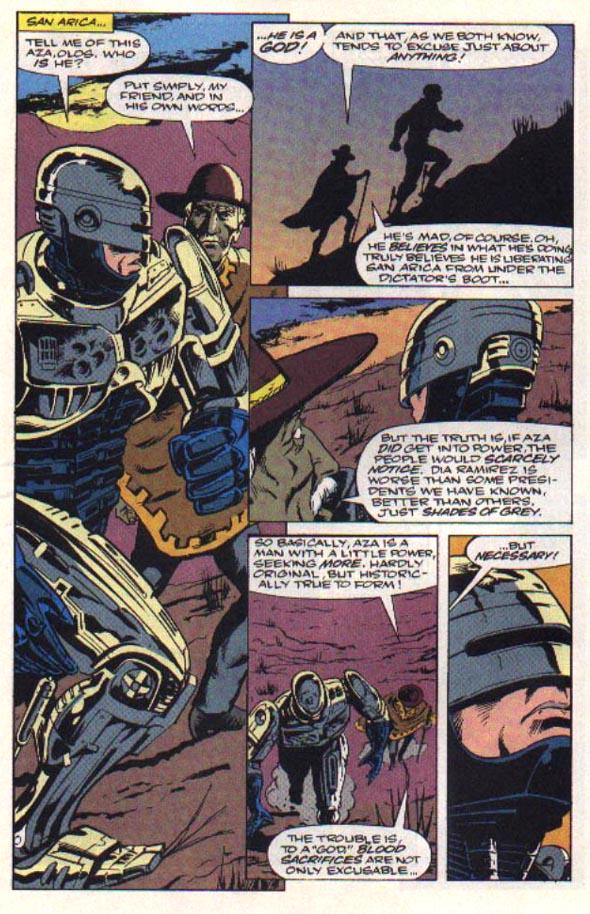 Read online Robocop (1990) comic -  Issue #22 - 13