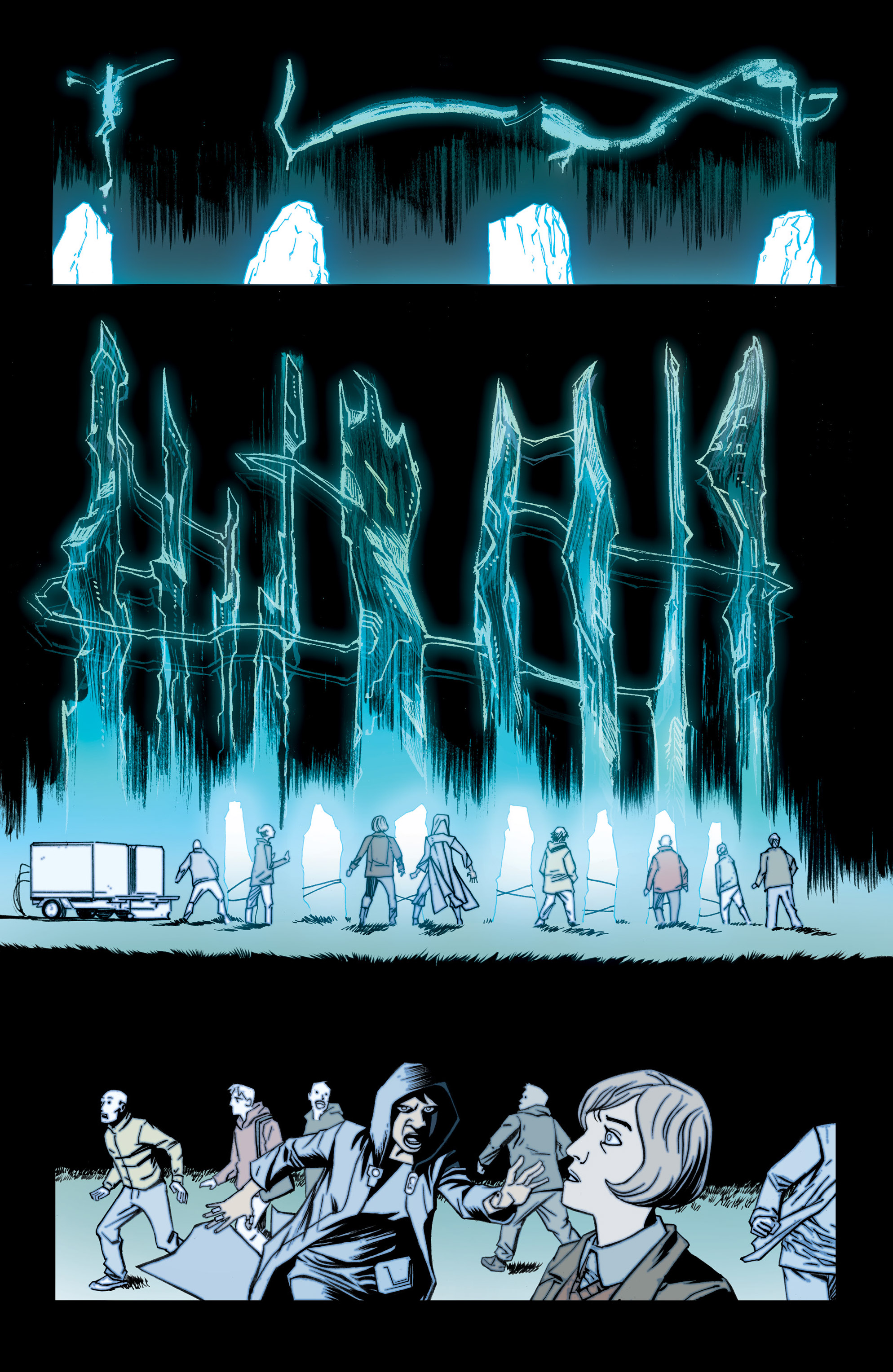 Read online Injection comic -  Issue #13 - 17