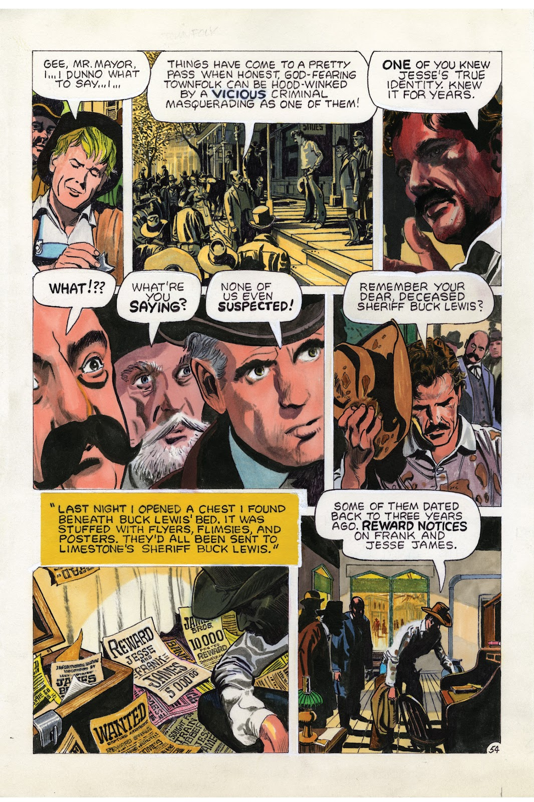 Read online Doug Wildey's Rio: The Complete Saga comic -  Issue # TPB (Part 2) - 19