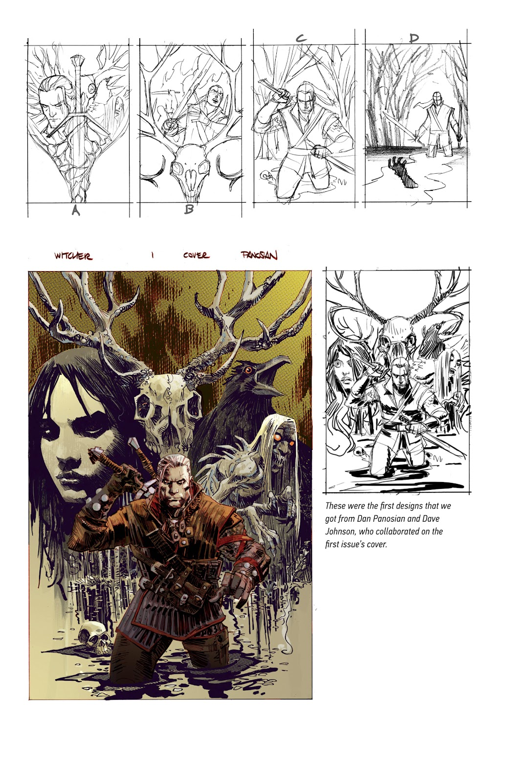 Read online The Witcher Omnibus comic -  Issue # TPB (Part 5) - 23