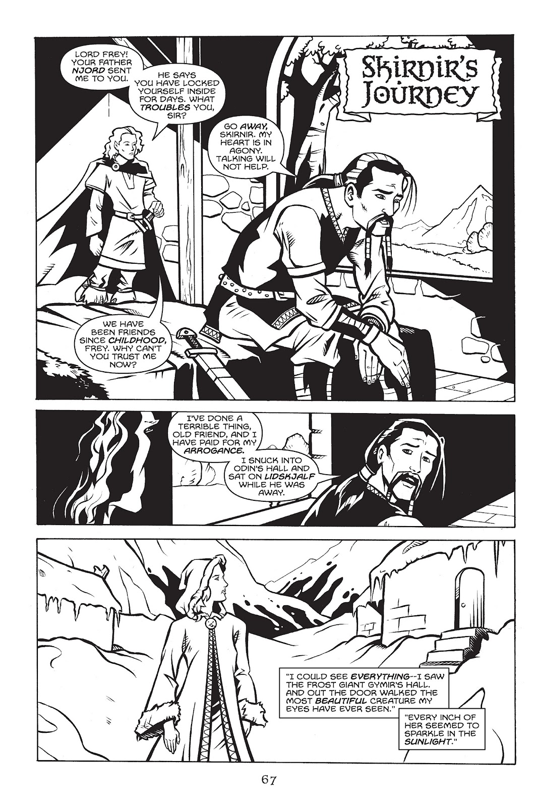 Read online Gods of Asgard comic -  Issue # TPB (Part 1) - 68