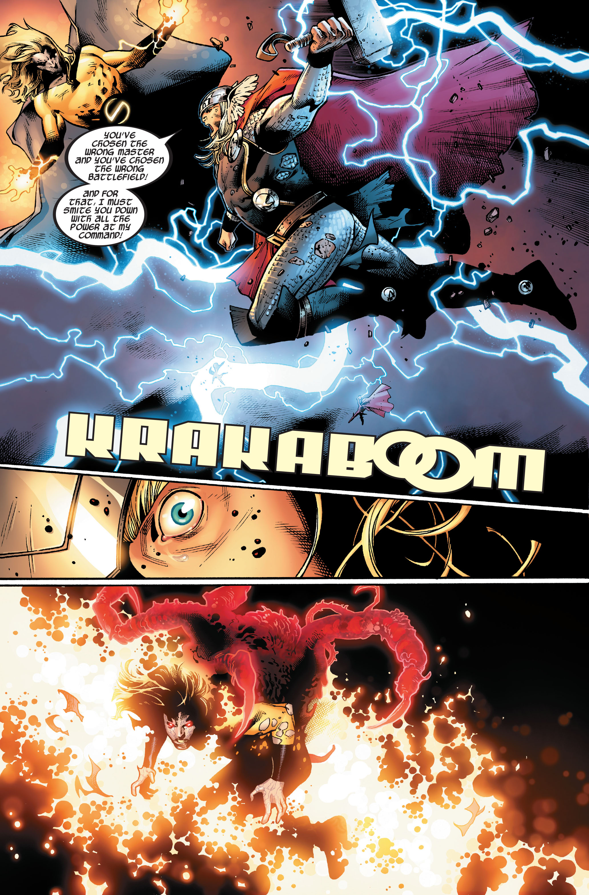 Read online Siege (2010) comic -  Issue #3 - 14