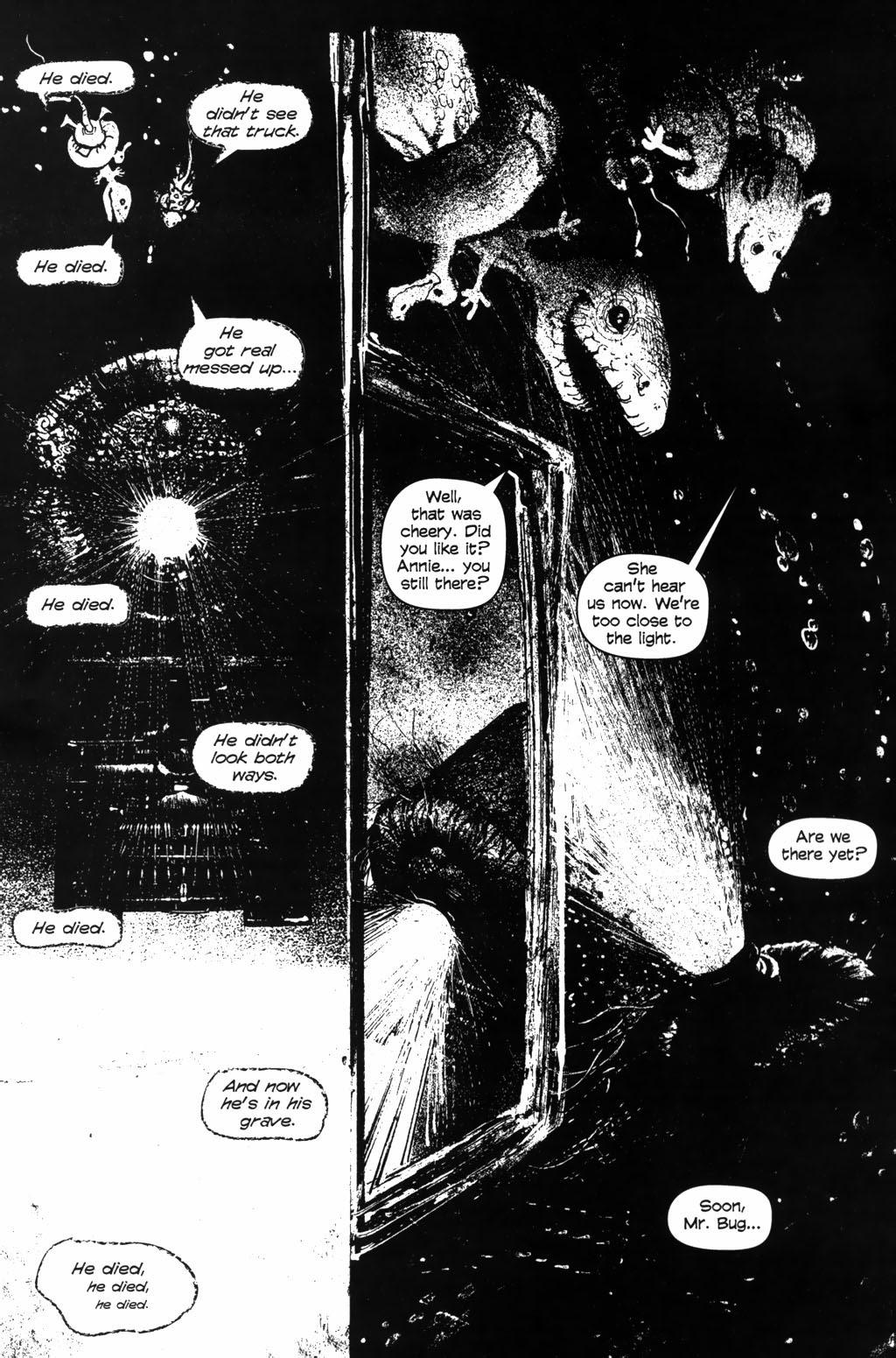 Read online Ojo comic -  Issue #2 - 16