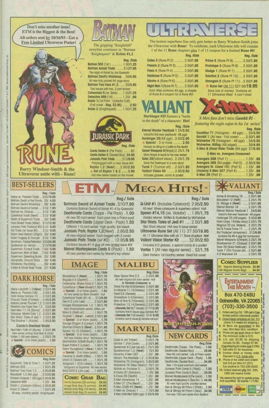 Read online Ex-Mutants comic -  Issue #9 - 21