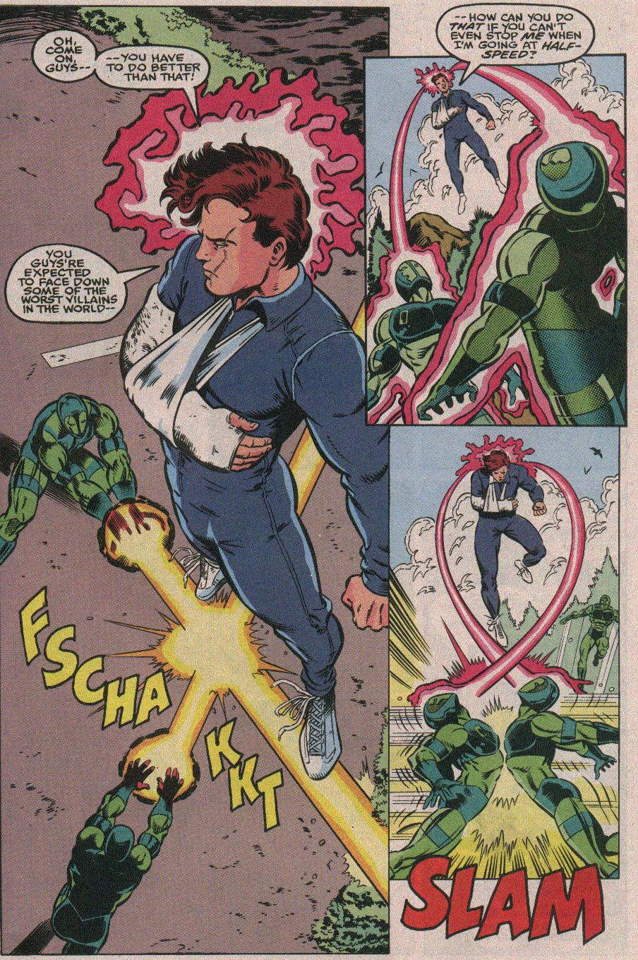 The New Warriors Issue #26 #30 - English 4