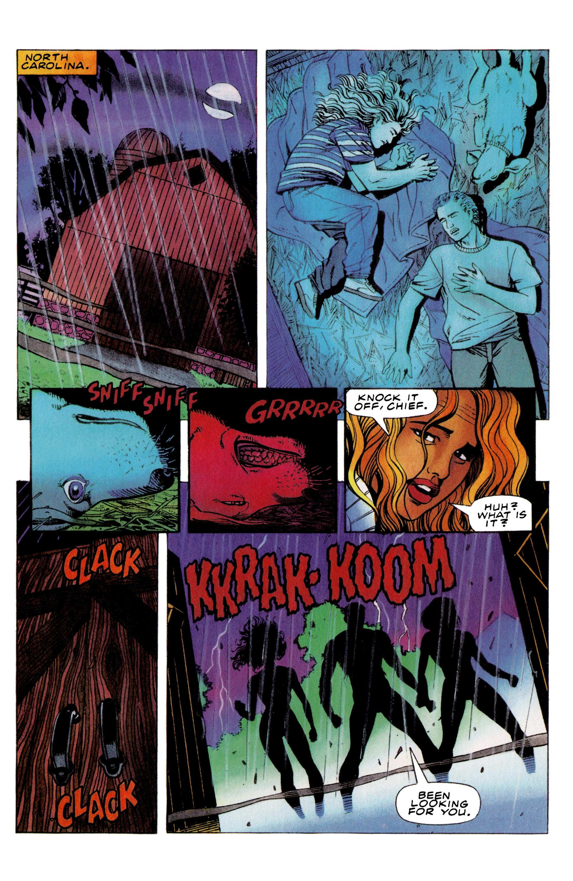 Read online Harbinger (1992) comic -  Issue #36 - 16