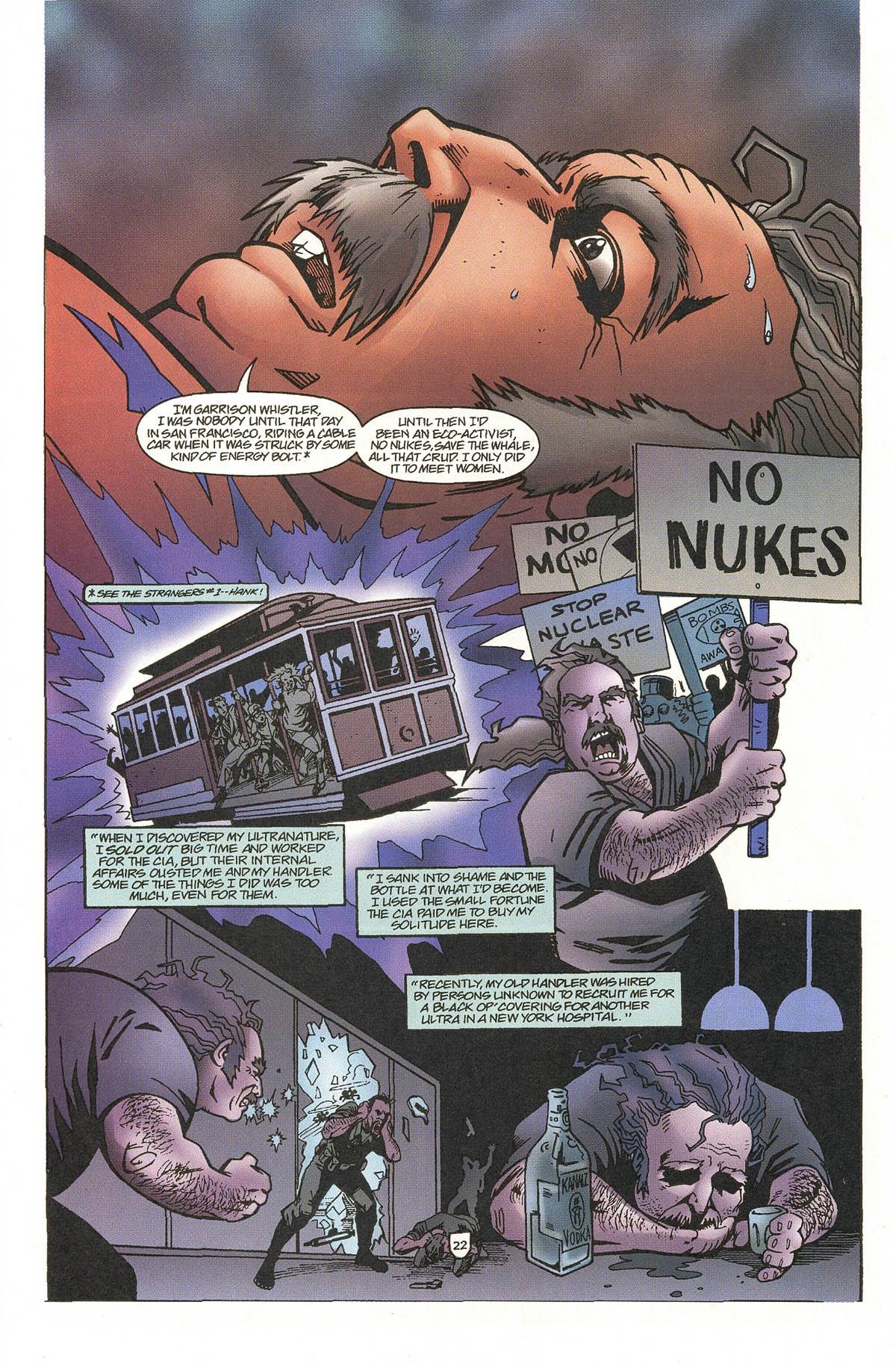 Read online UltraForce (1995) comic -  Issue #5 - 26