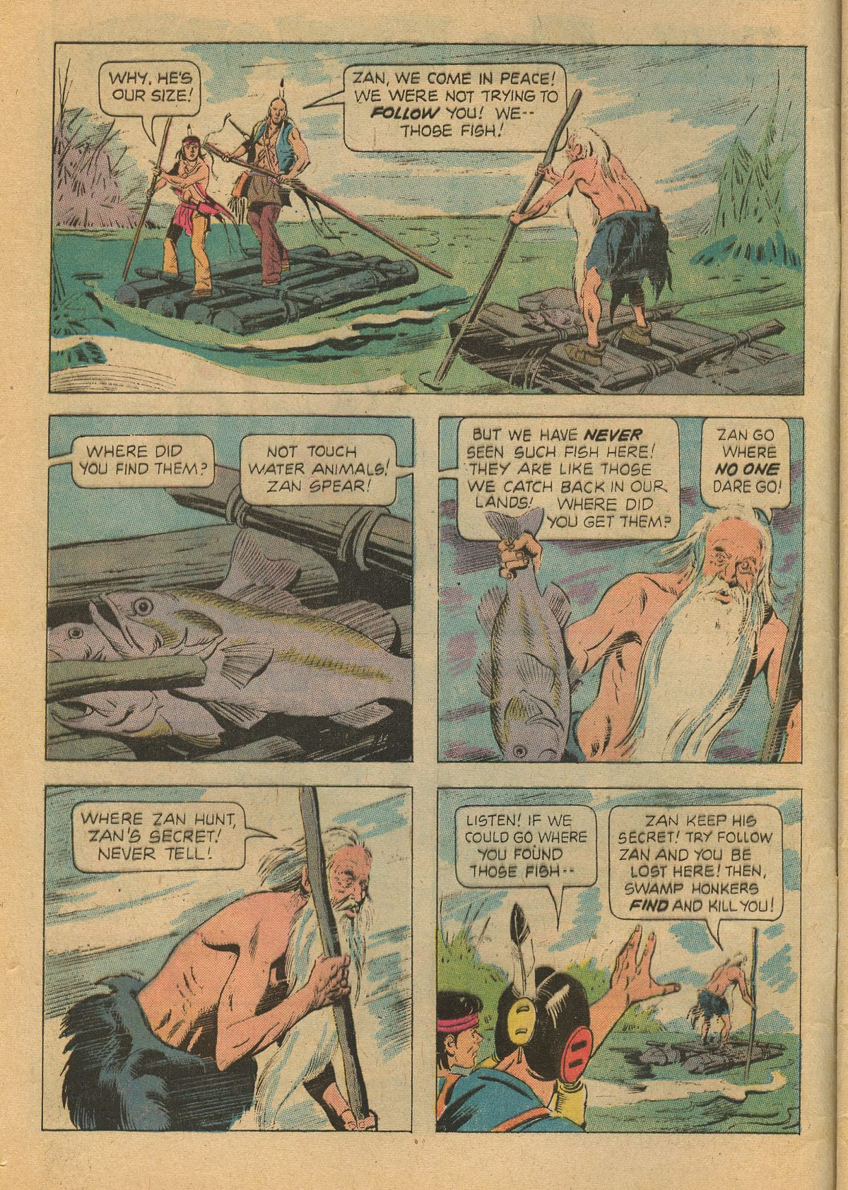 Read online Turok, Son of Stone comic -  Issue #99 - 4