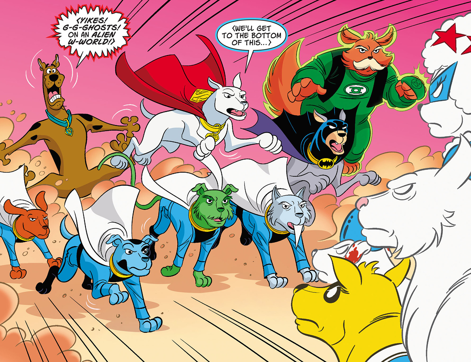 Read online Scooby-Doo! Team-Up comic -  Issue #36 - 4