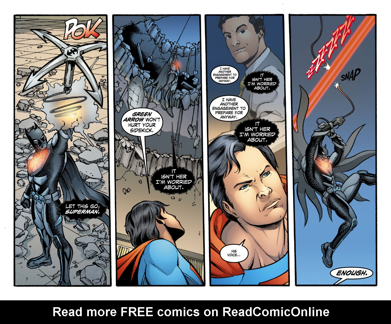 Read online Smallville: Season 11 comic -  Issue #16 - 17