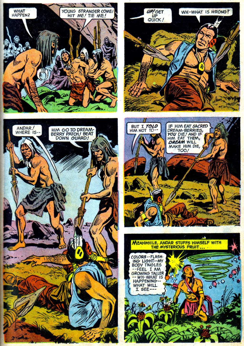 Read online Turok, Son of Stone comic -  Issue #62 - 11