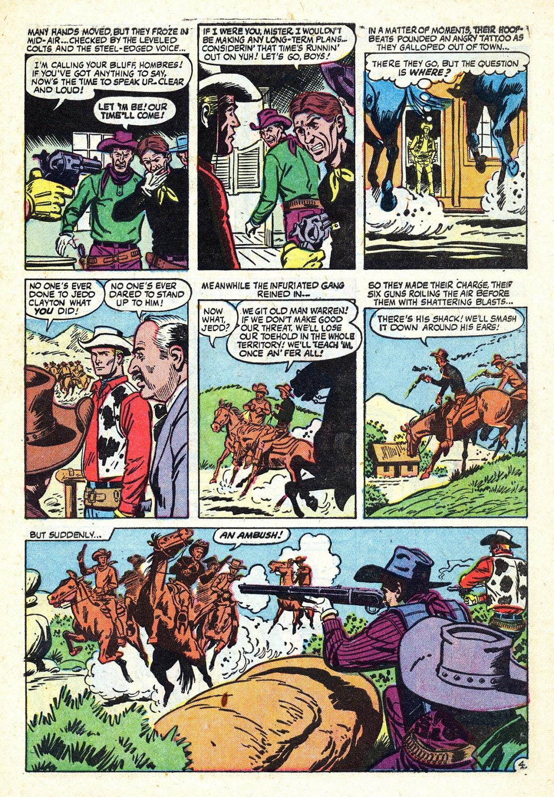 Gunsmoke Western issue 34 - Page 6
