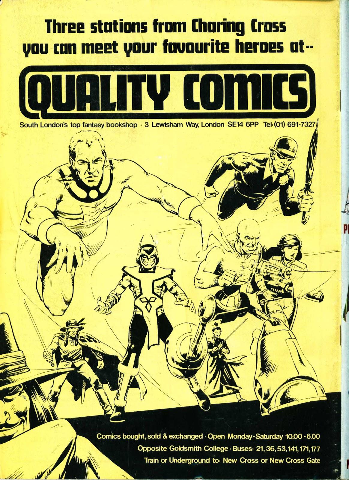 Warrior Issue #5 #6 - English 51